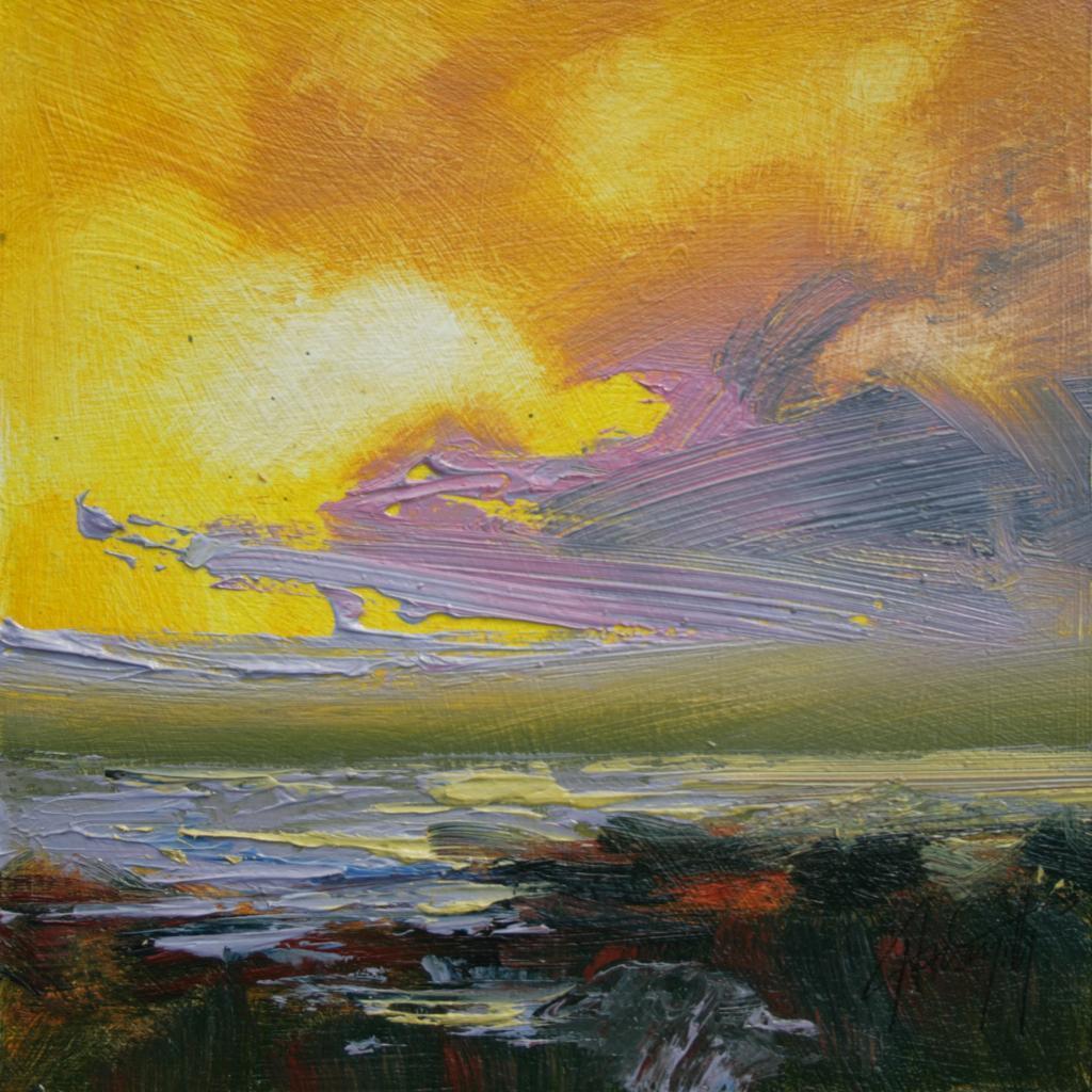 Famous Scottish Landscape Paintings