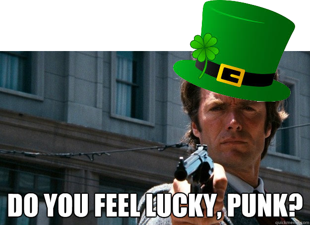 Feeling lucky with your software purchasing? Do you?!