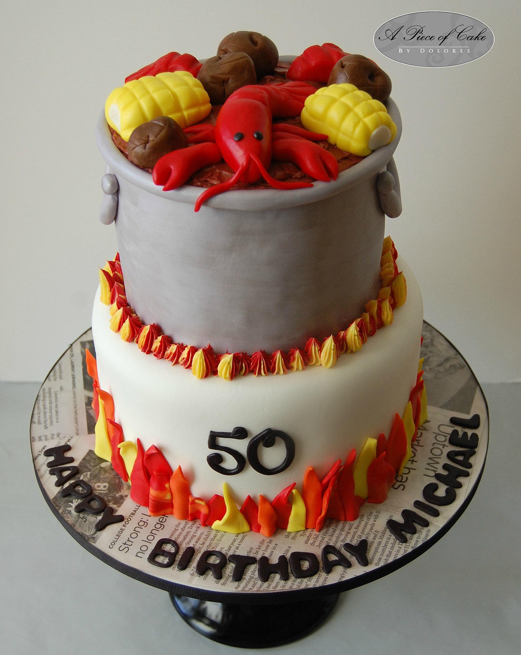 A Piece Of Birthday Cake