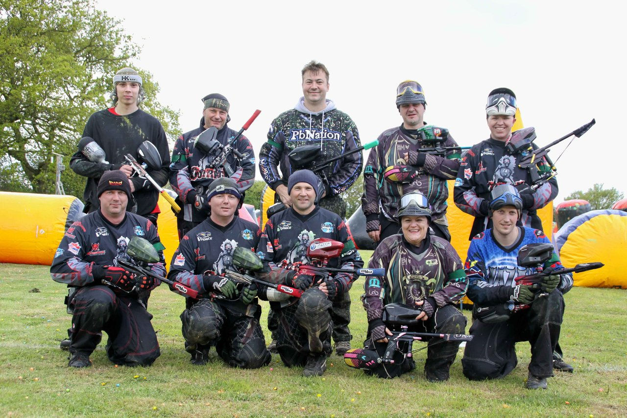 Outrage UK Team Photo
