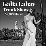 Galia Lahav Trunk Show!