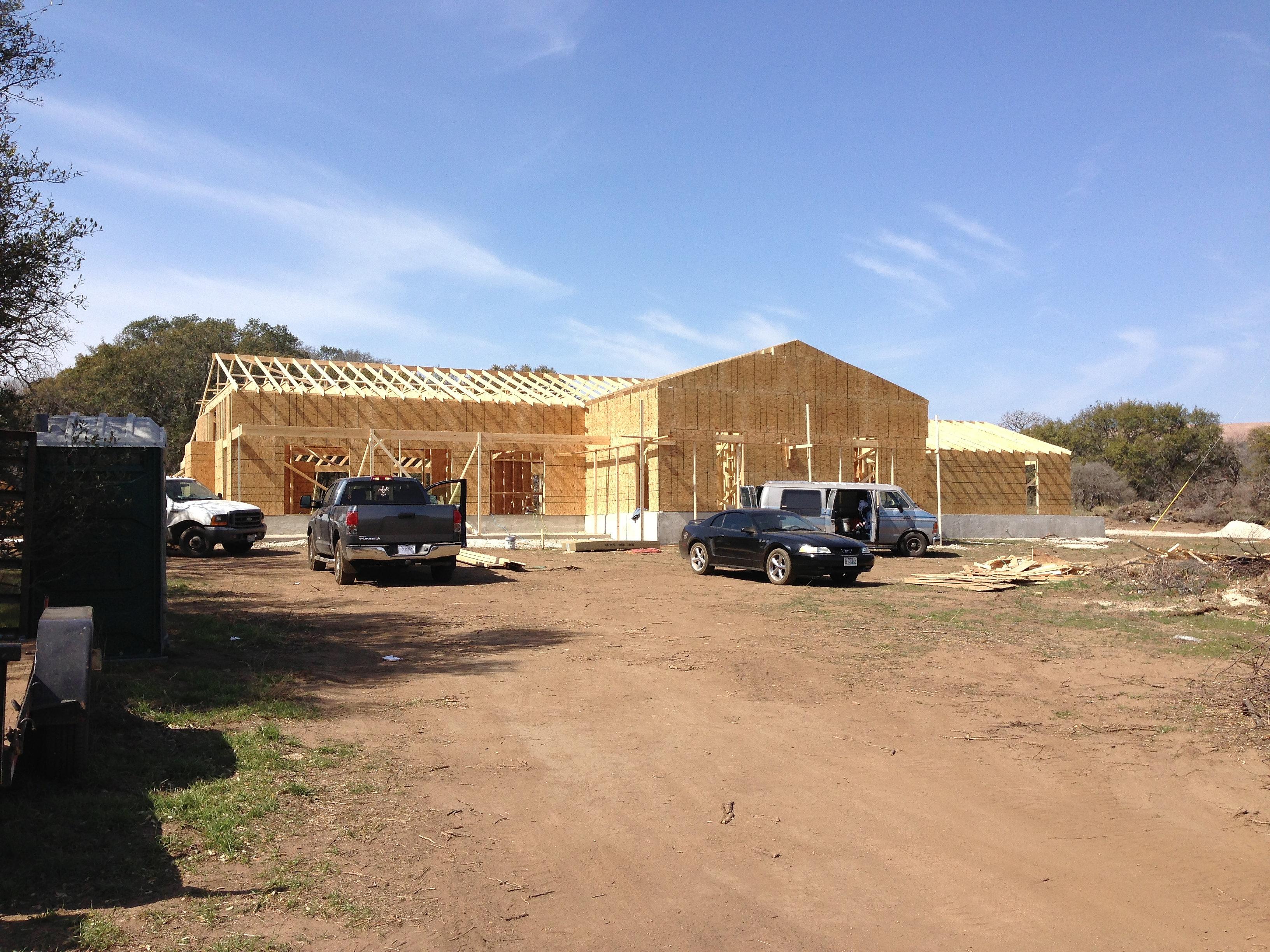 Texas barndominiums joy studio design gallery best design for Barn house builders texas