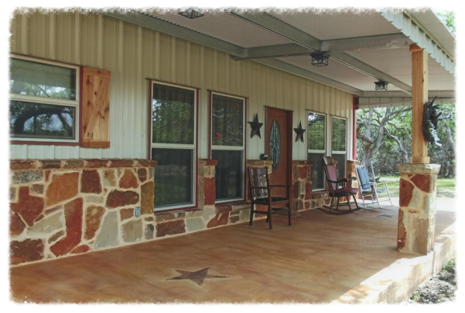 Barndominiums builders central texas joy studio design for Small home builders texas