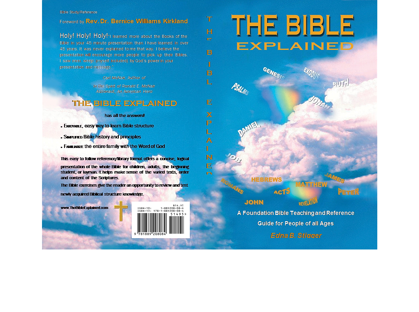 understanding the eternity of our god as explained in the bible How is god omnipotent, omnipresent, and omniscient the godhead inhabits eternity the bible reveals that god the time will come when our own understanding.