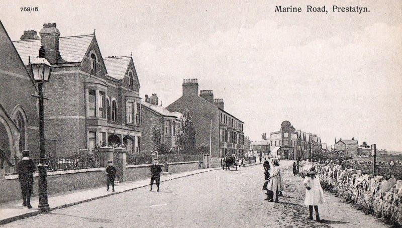 Bastion Road - 1903