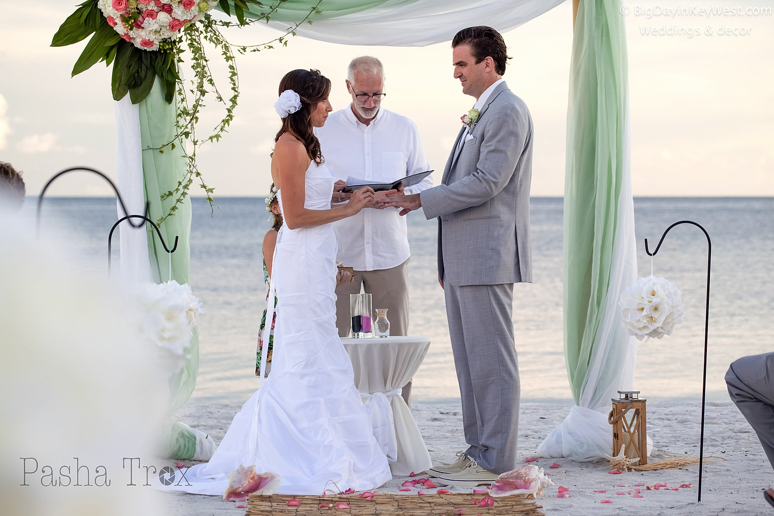 Key West Beach Weddings And Decor Wedding Packages