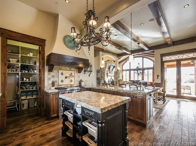 HEBER CITY PROJECT KITCHEN