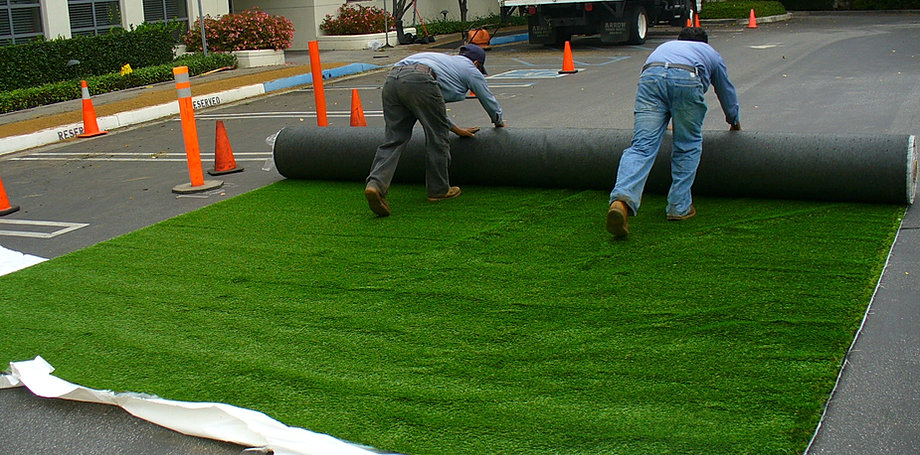 artificial turf installation instructions