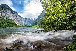 Le lac de Königssee, un joyau alpin en Bavière