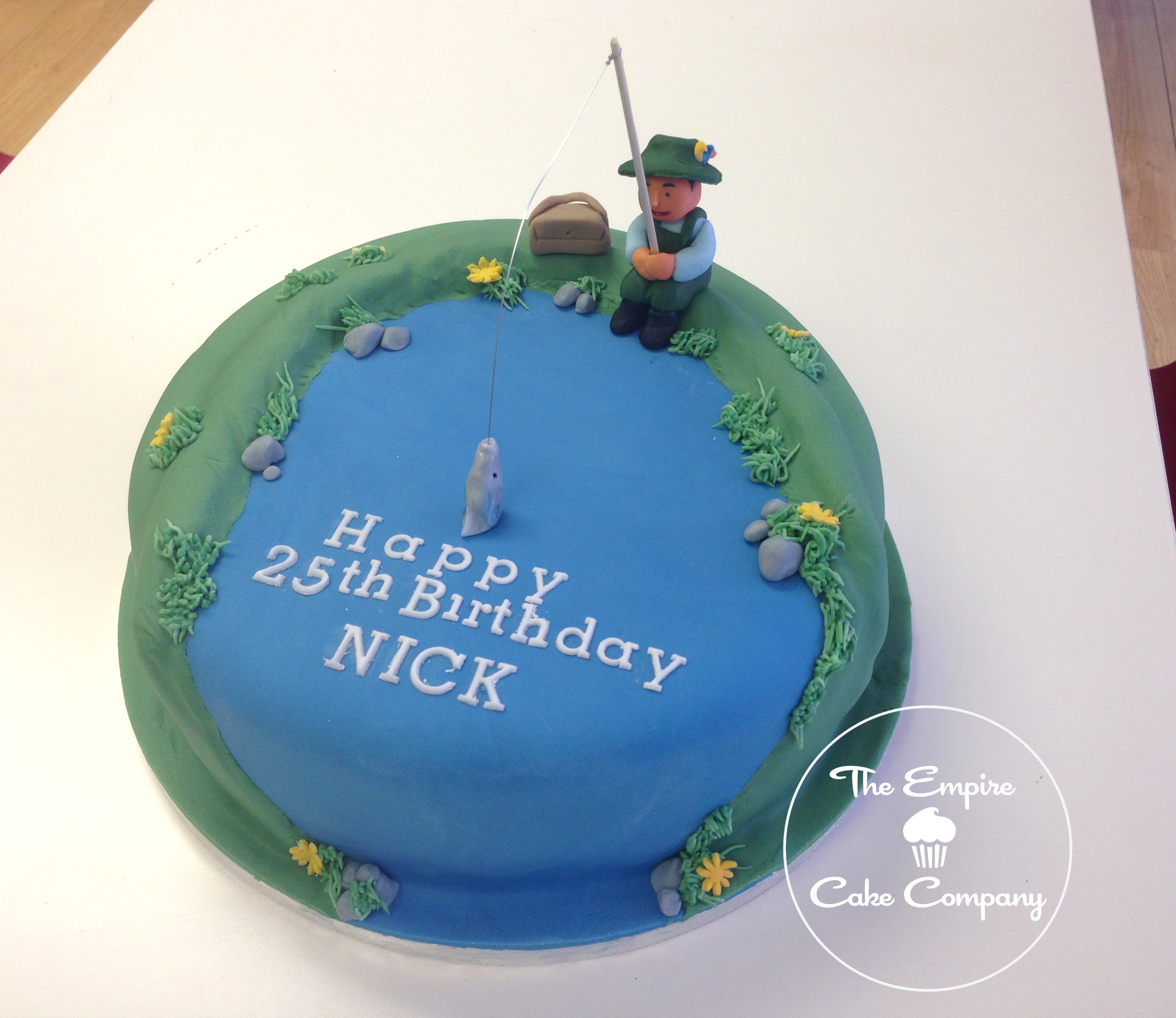 Images Fishing Cakes