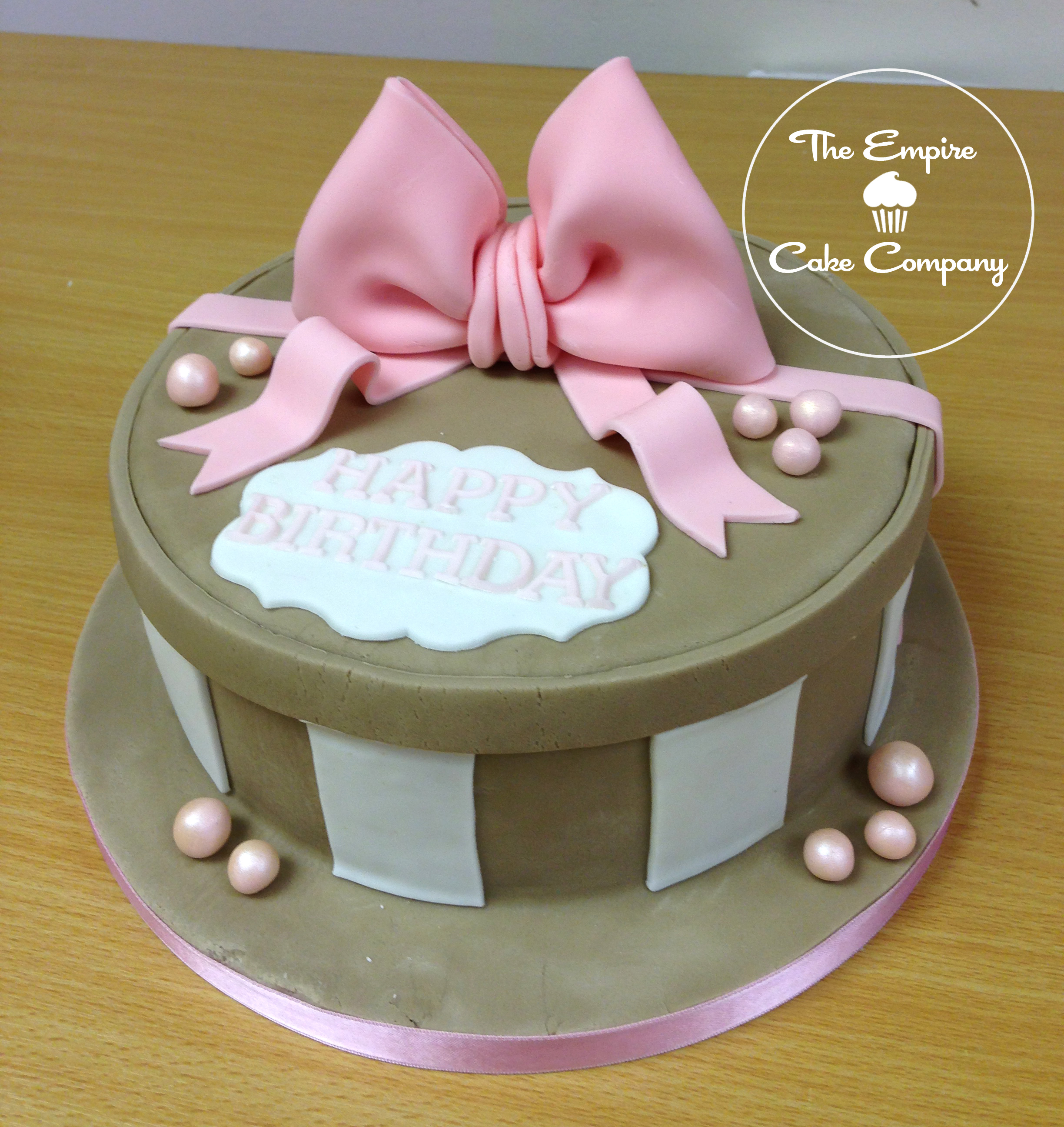 The Cake Box Company