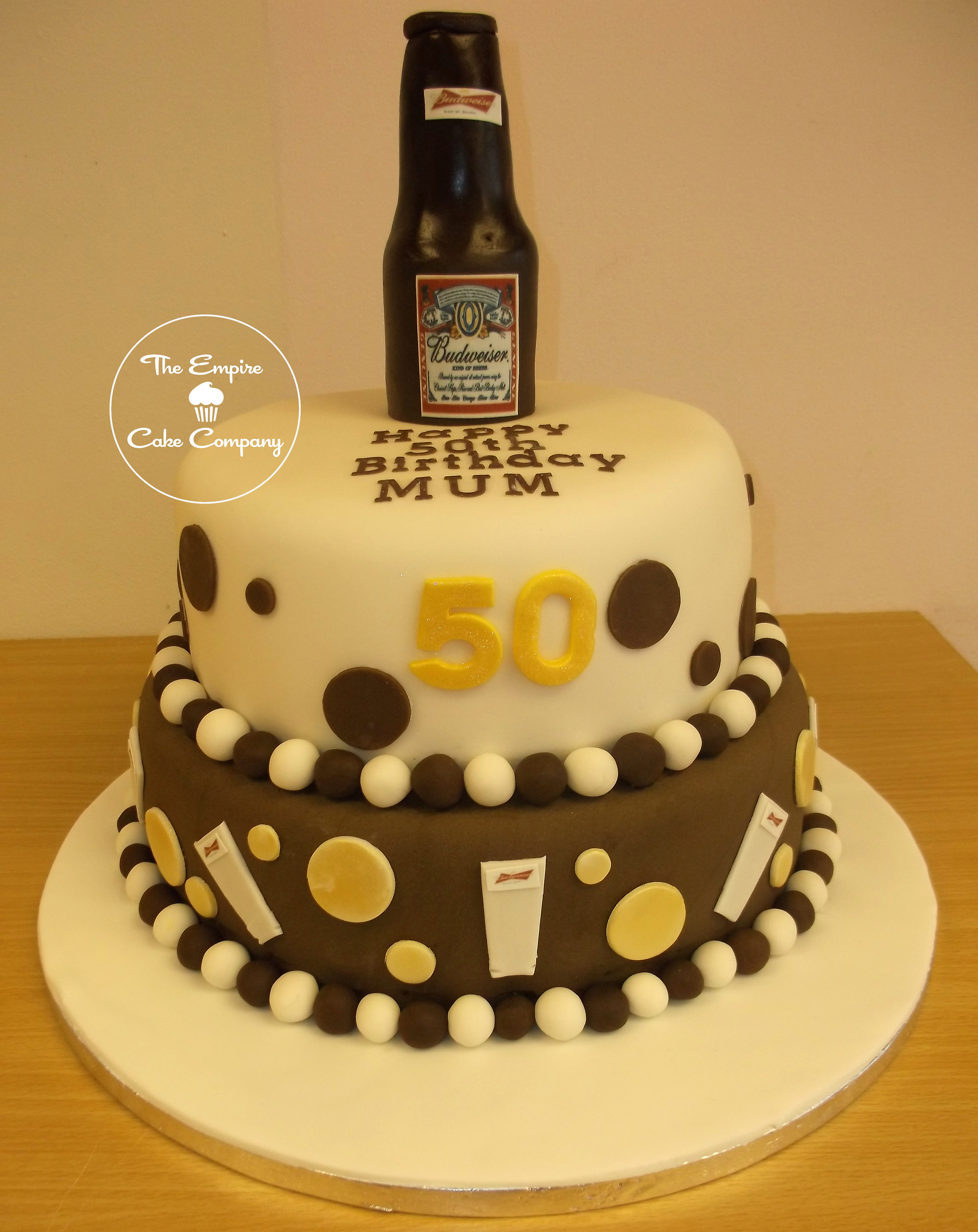 Budweiser Cakes Images