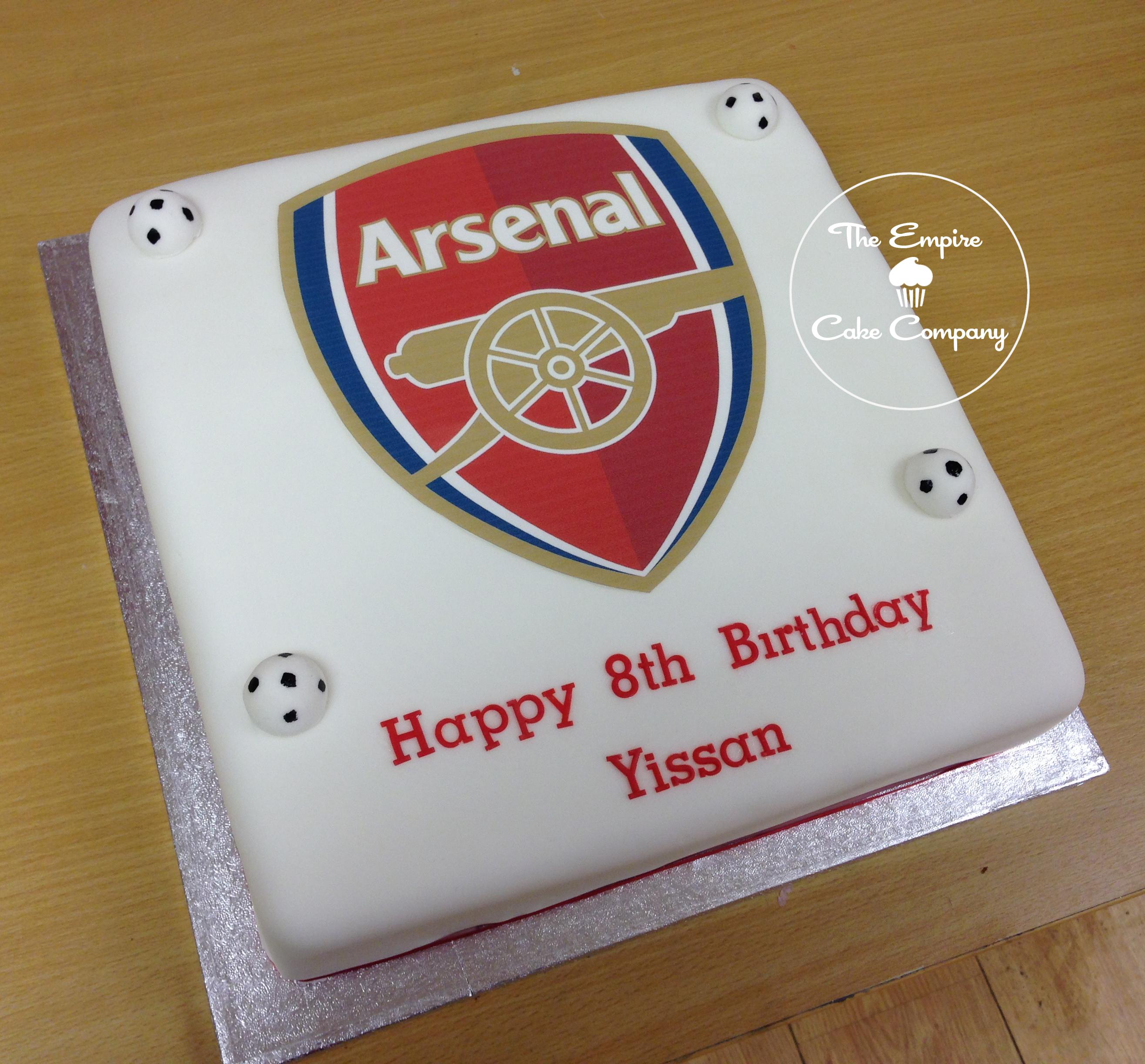 Football Cake Uk
