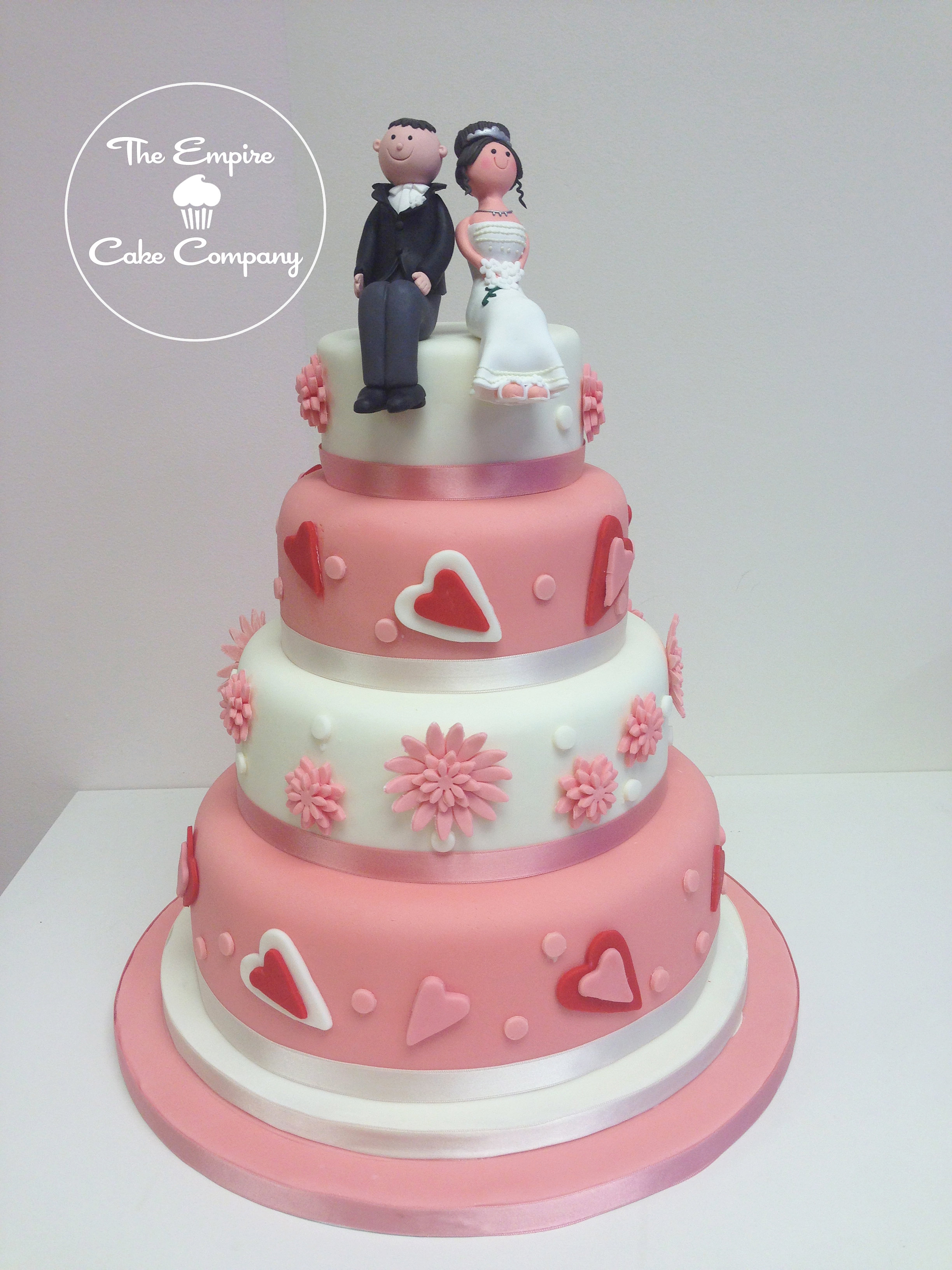 Tier Wedding Cake