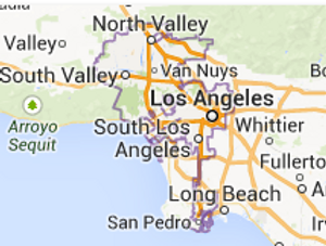 5 themes of geography for los angeles location it is also located in the western region of the united states of america and is about 1500 miles from mexico sciox Choice Image