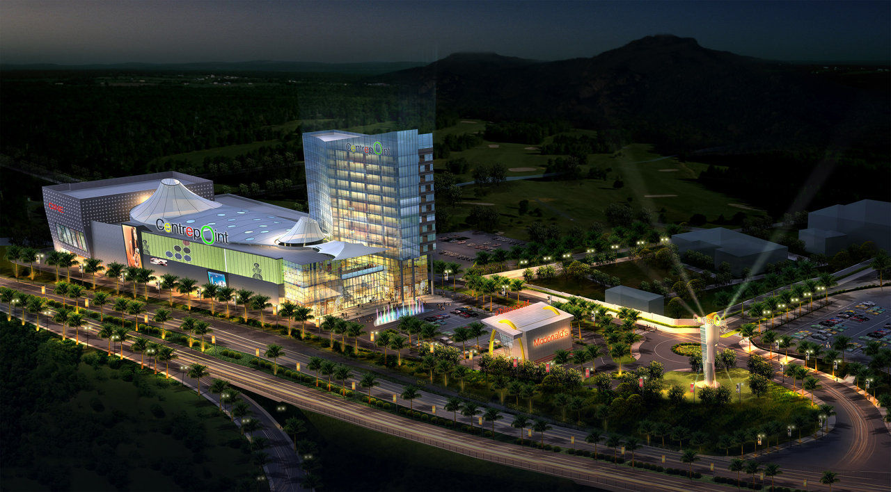 Trianon Centrepoint, a 5 star shopping mall | Wix.com