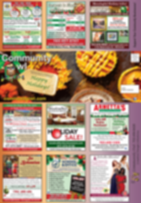 1 Lake Ridge Holidays 2019 Mailer web-1.
