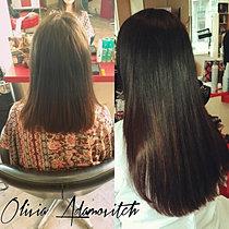 pose dextensions de plusieurs tons pour crer un bronde hair sans dcoloration coloration - Coloration Sans Dcoloration