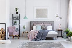 Dormitorio fresco