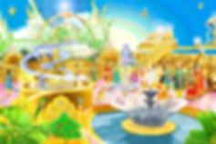 Glance of Golden Age - Satyug - New World of BK