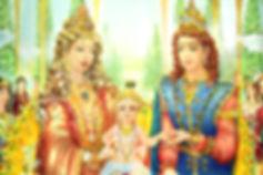 Satyug, Birth of Shri Krishna -Glance of Golden Age - Heaven - New World Brahma Kumaris