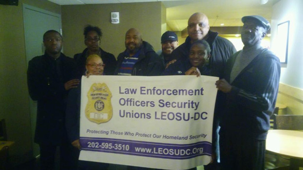 W Hotel Washington DC Special Police Officers Vote UNION YES to ...