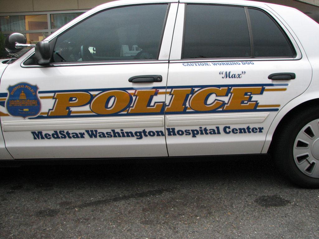 Medstar Washington Hospital Center Special Police Officers