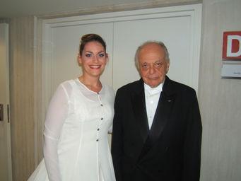 Maestro Lorin Maazel
