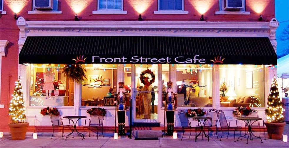Front St Cafe New Richmond Oh