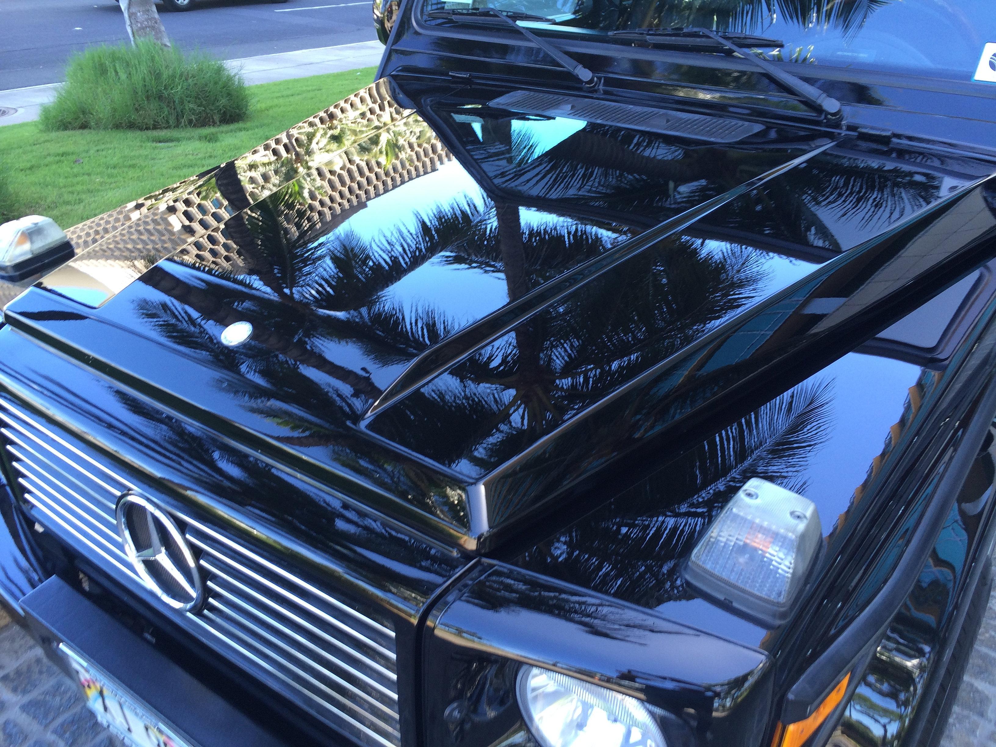 Auto concierge hawaii mobile auto detail coatings for Mercedes benz product concierge