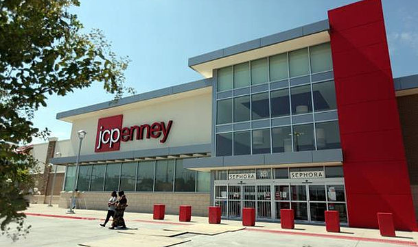 JCPenney stores
