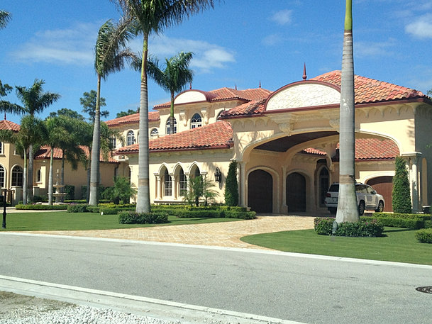 Old Palm Residence