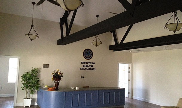 Spanish Ministries Building Foyer