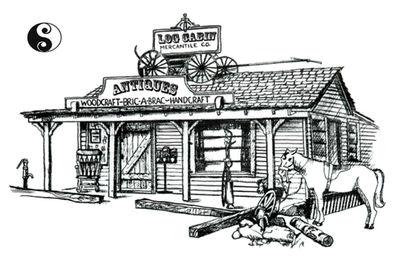 Log Cabin Mercantile Company Los Angeles County Boutique