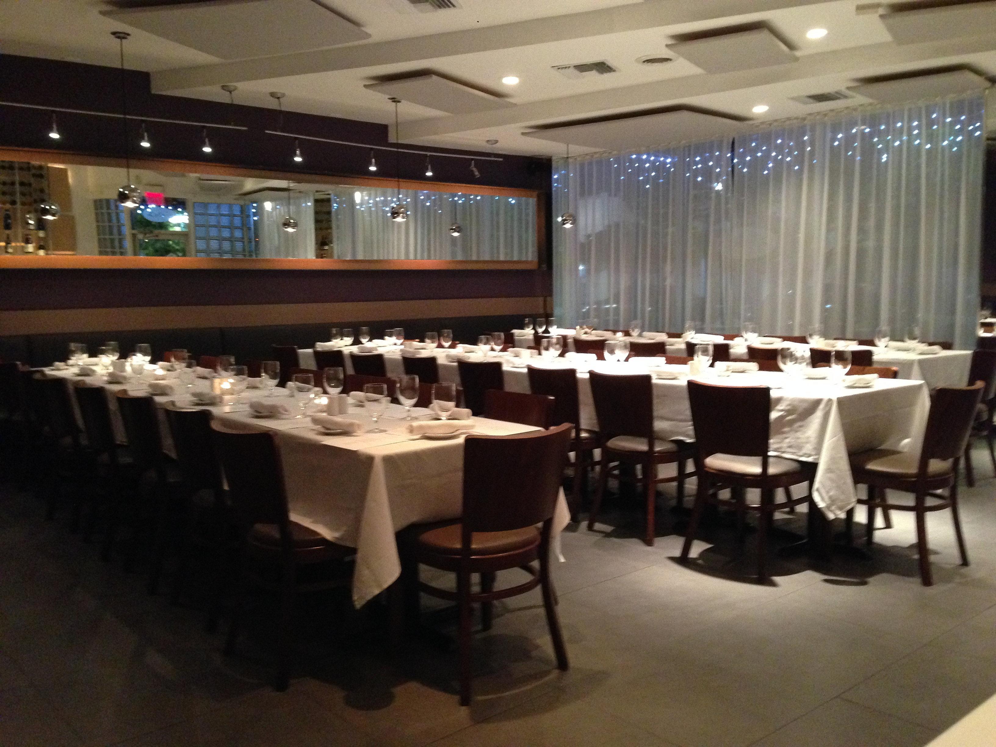 Lola's on Harrison | Dining Room