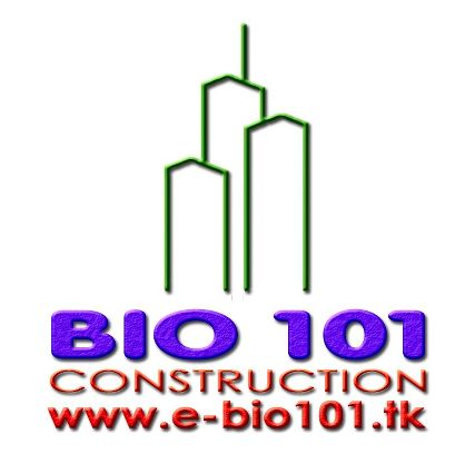 Bio 101 construction for Construction bio