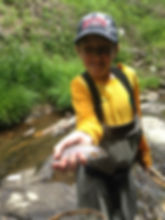 Fly Fishing Lessons Blowing Rock