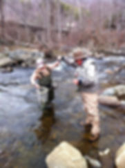 Boone Fly Fishing Guide Trip