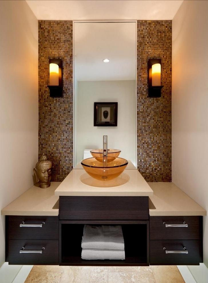 Mamparas Para Baño Fv:pasos sencillos para remodelar tu baño de visitas con un toque