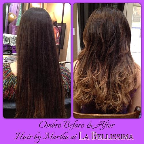 La Bellissima|Lash Crush|Martha Bianco|SE Portland|Hair Portfolio