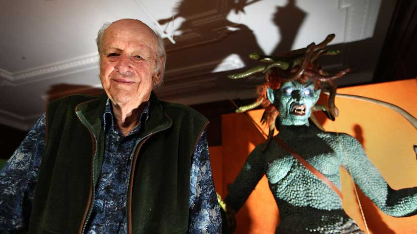 ray harryhausen foundation