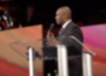Pastor Derick Faison