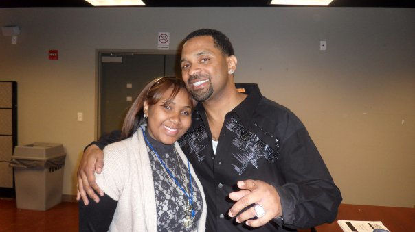 me and mike epps
