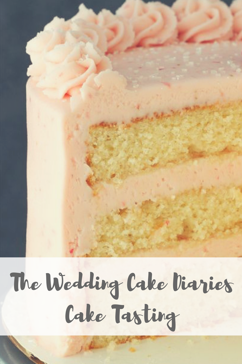 The Wedding Cake Diaries- Part Two (Cake Tasting)   Ruth Elizabeth ...