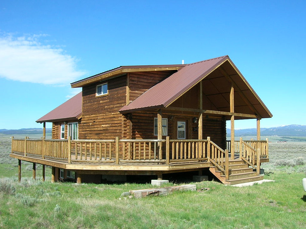 Sheep mountain cabin west yellowstone vacation rental for Cabins near yellowstone west entrance