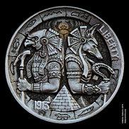 Horus & Anubis