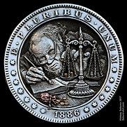 Old-time Treasurer