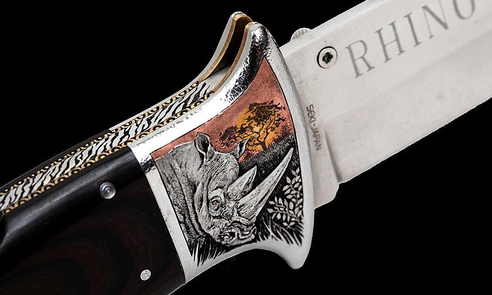 Knife 'Rhino'