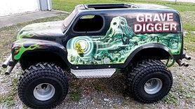 Grave Digger GO - CART
