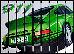 Porsche 911 Ducktail
